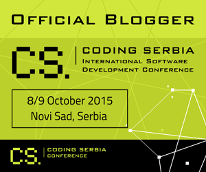 Coding Serbia conference