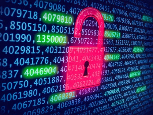 Data Locked by Encryption - Ransomware
